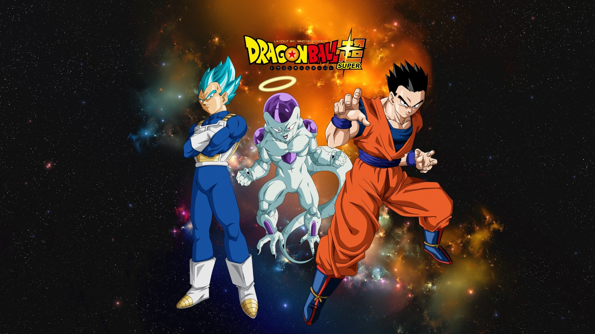 … Gohan's The Leader – Universe Survival Wallpaper by WindyEchoes