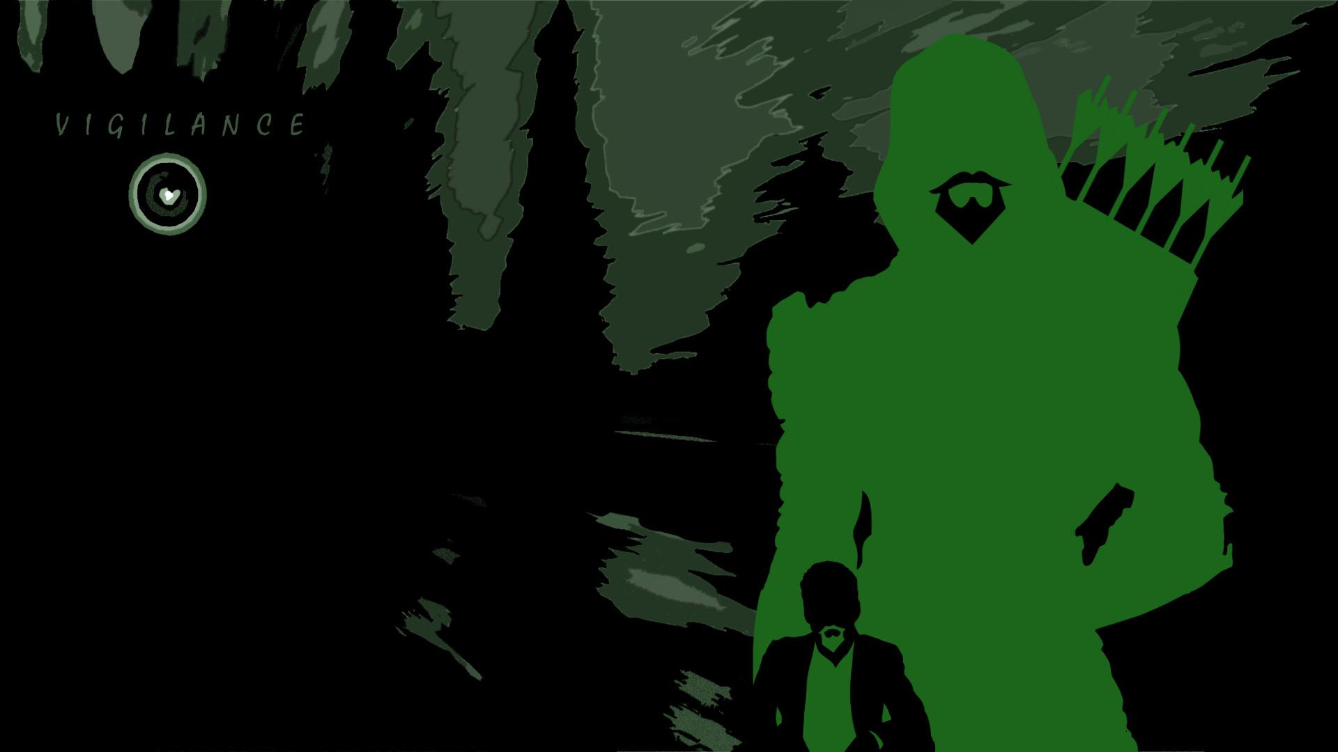 Green Arrow Background Green arrow ba…