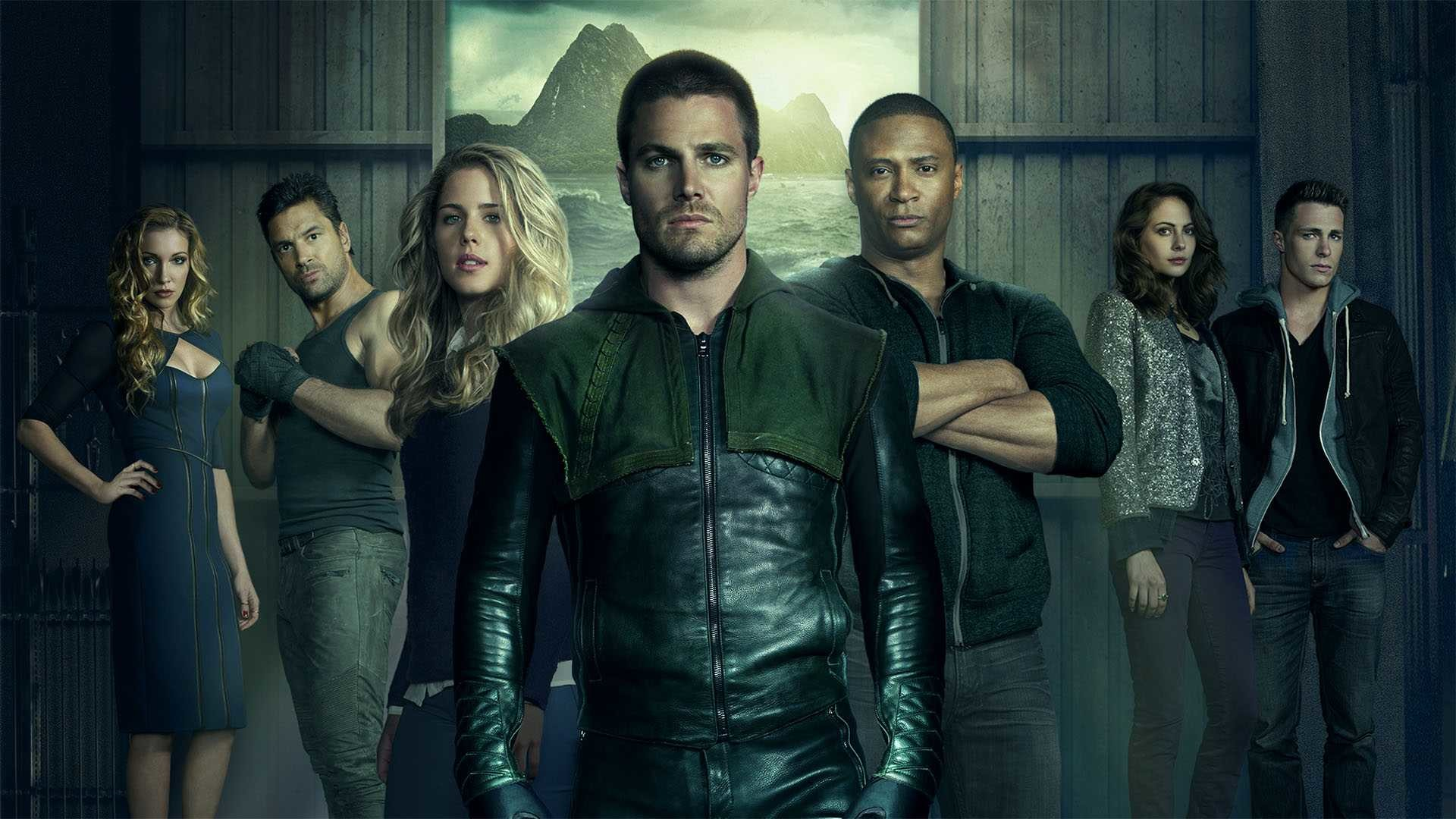 Arrow Tv Series Cast