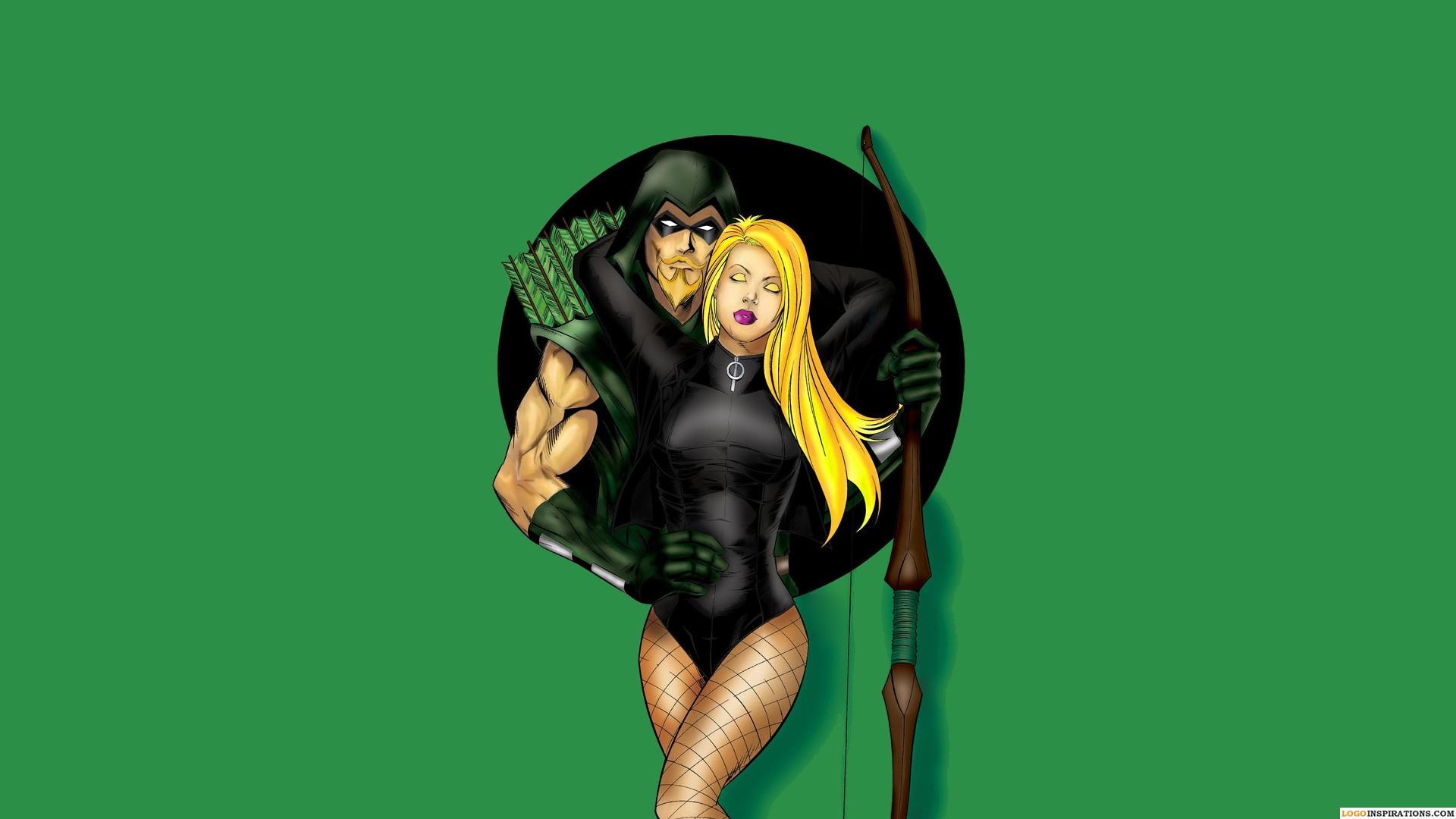 … green arrow wallpaper …
