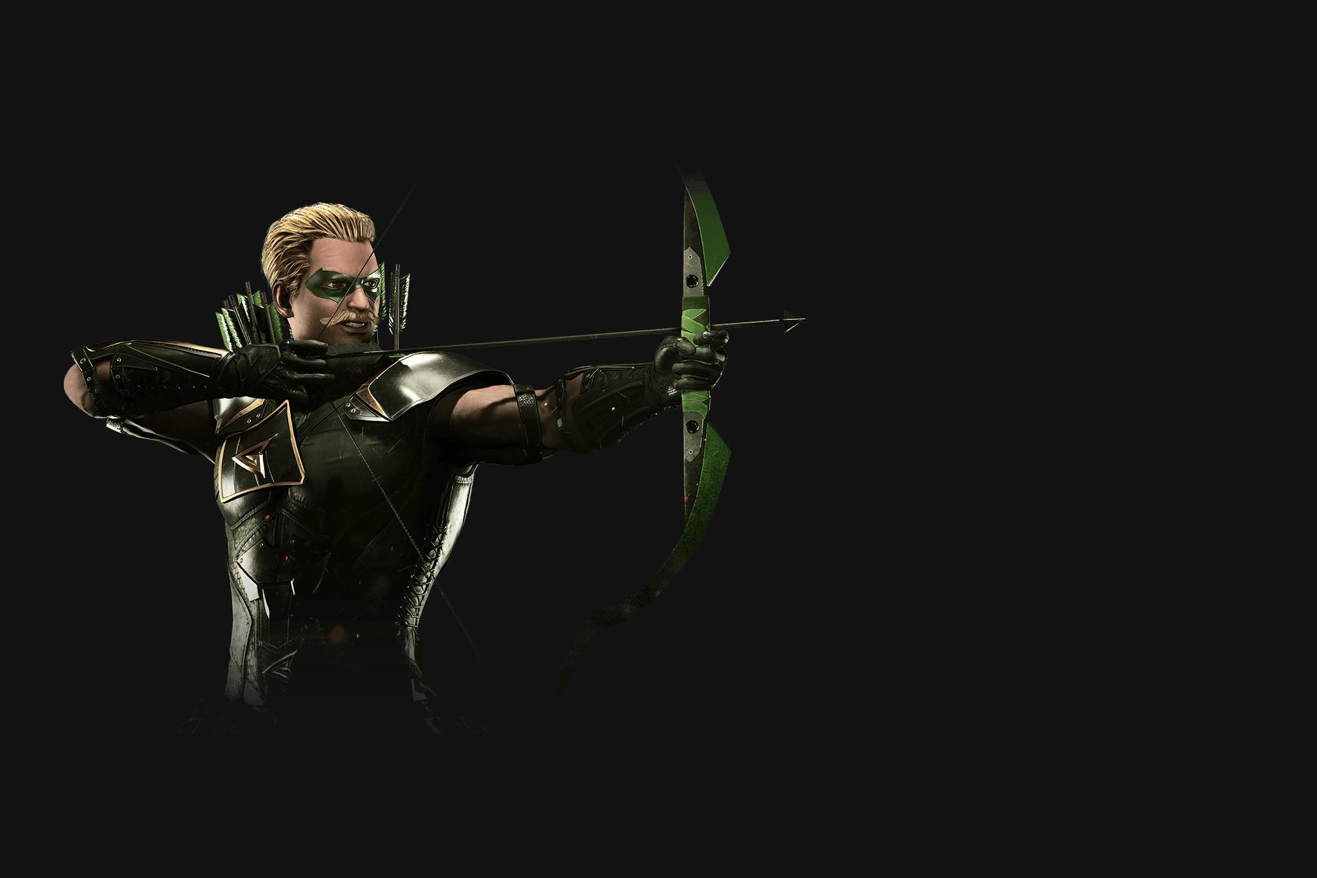Injustice 2 Arrow