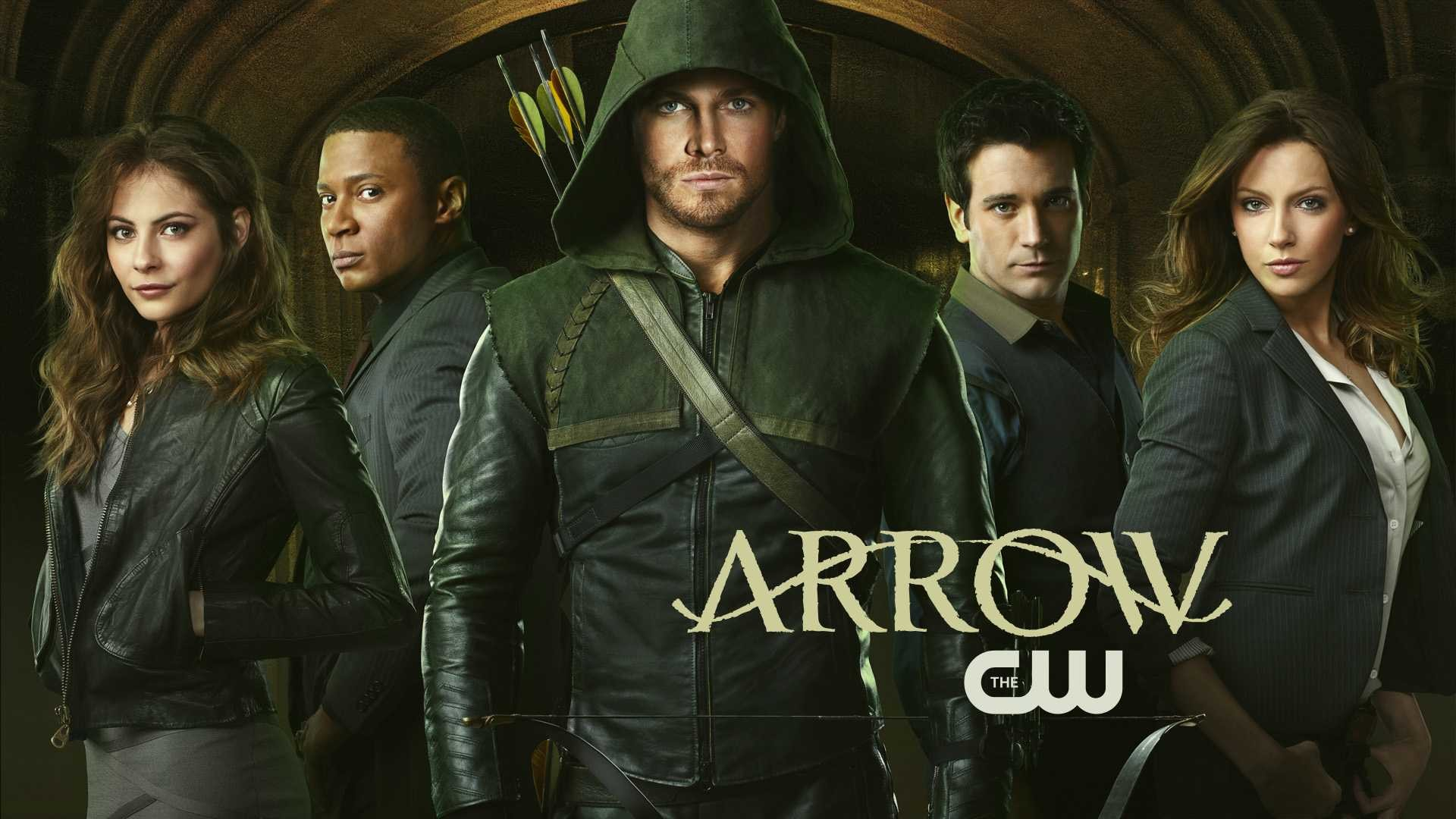Vandegrift Voice : Kieran's Korner: Arrow