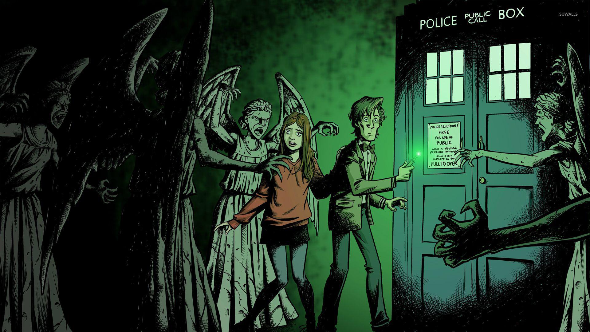 Doctor Who [4] wallpaper jpg