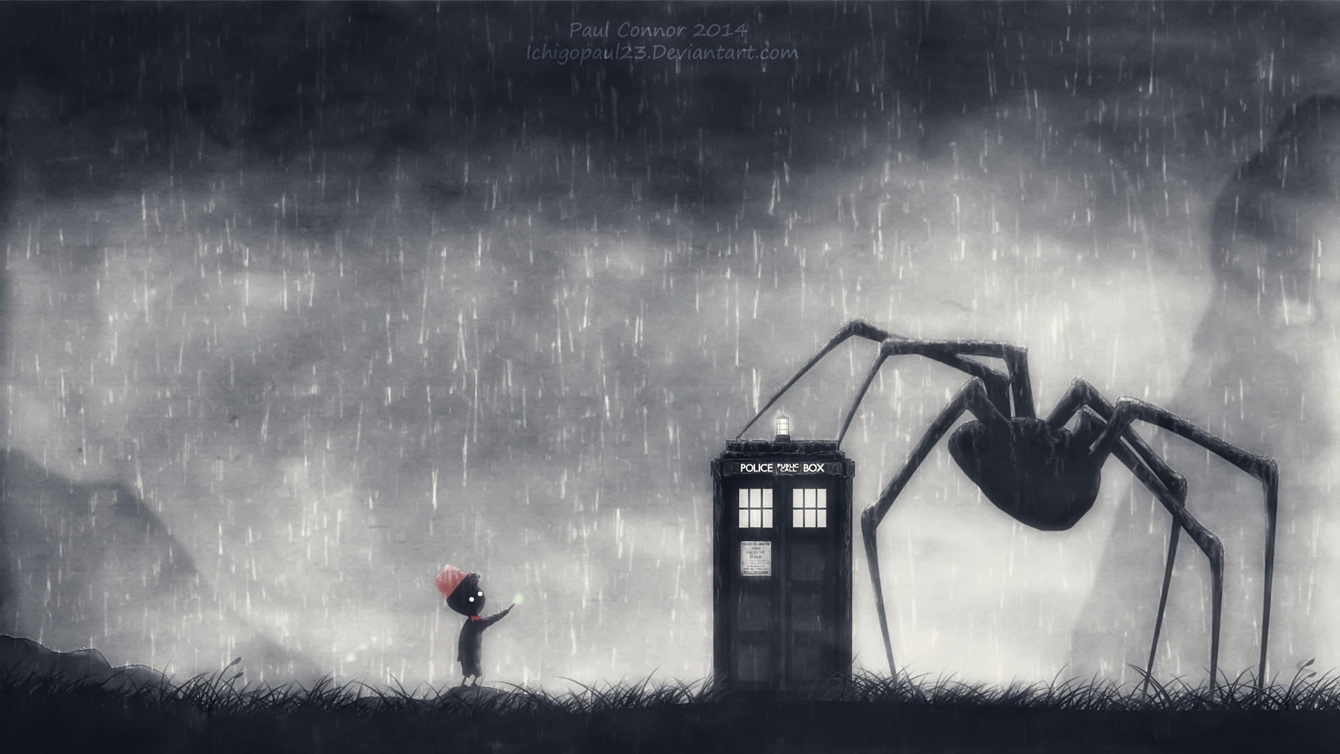 Video Game – Crossover Limbo (Video Game) Doctor Who Wallpaper