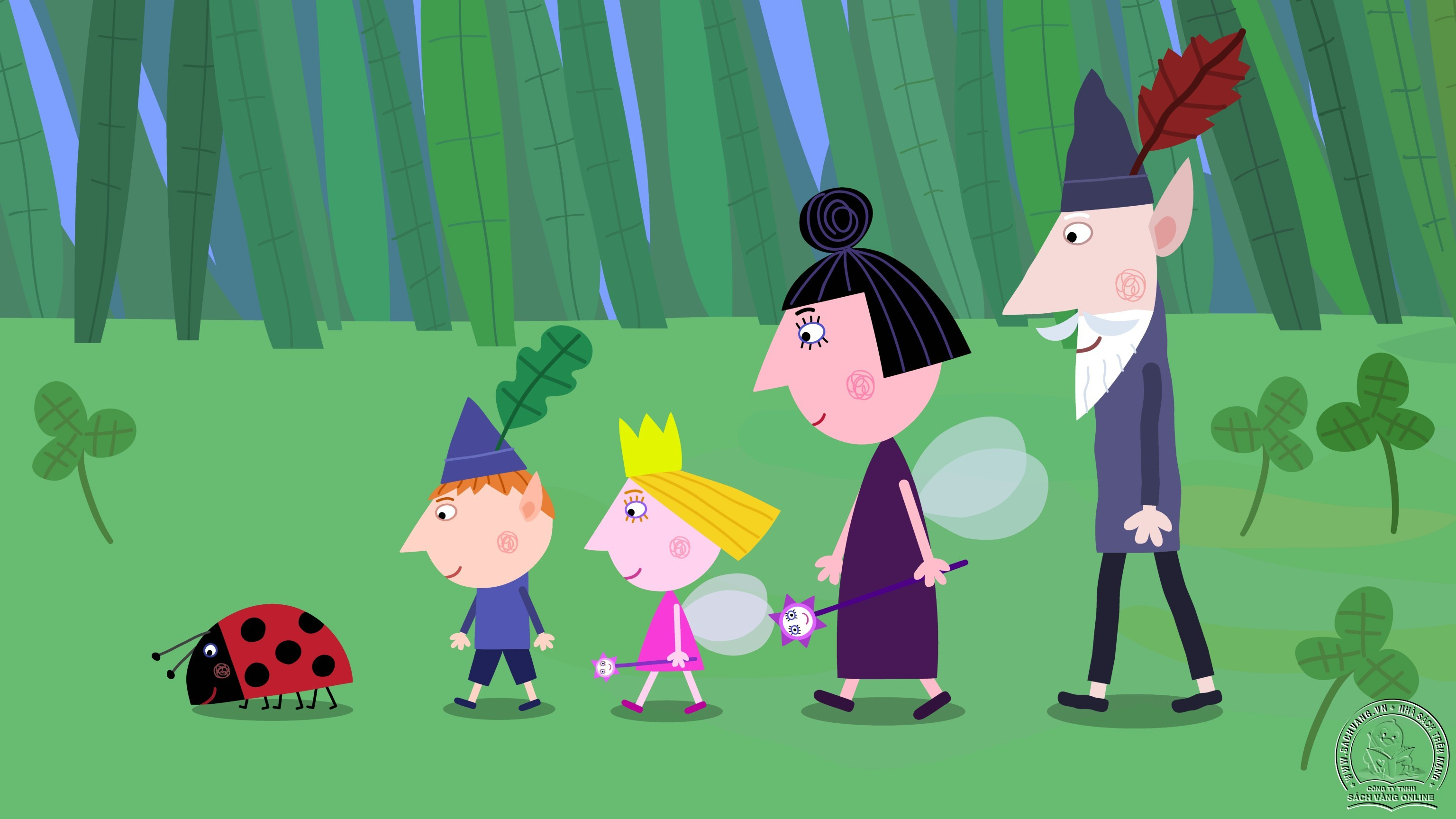 Ben and Holly's Little Kingdom – 2