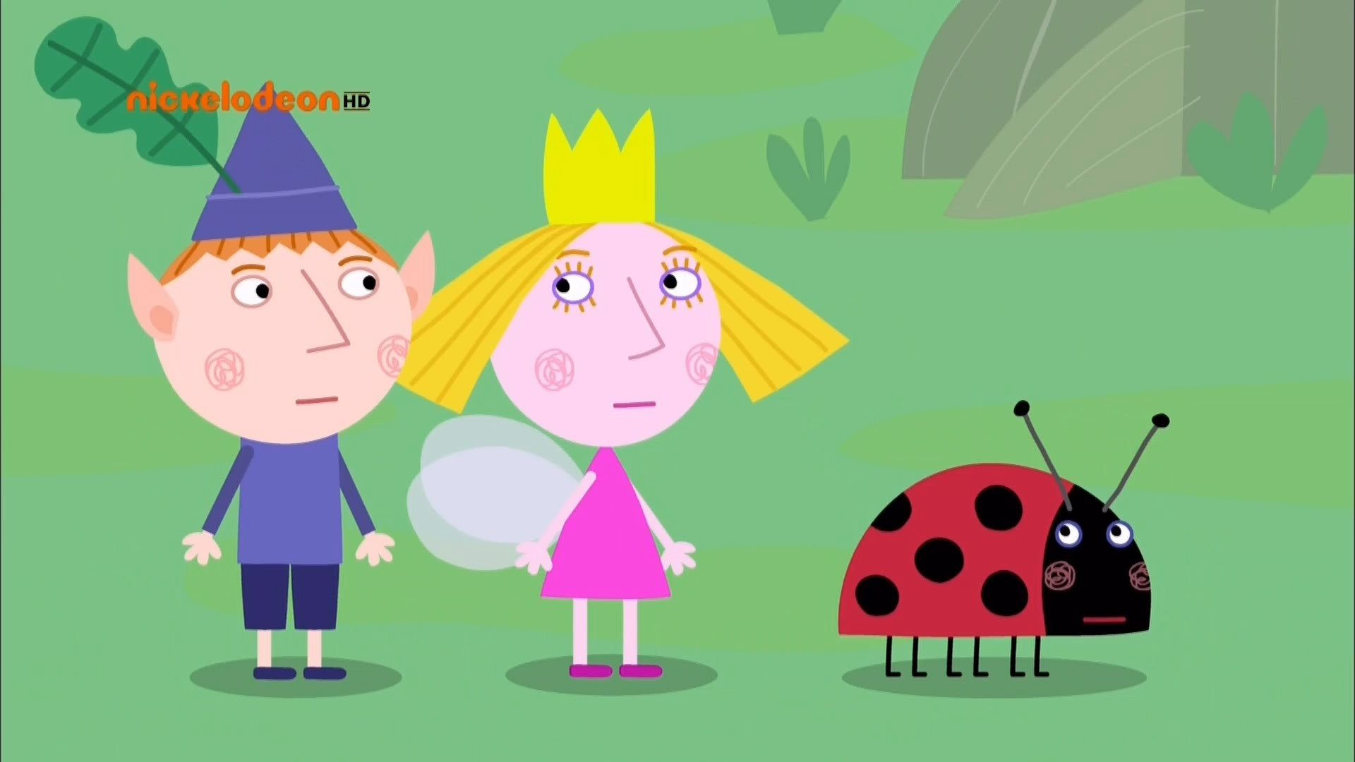 Ben and Holly's Little Kingdom Gaston's Birthday Season 2 Episode 46