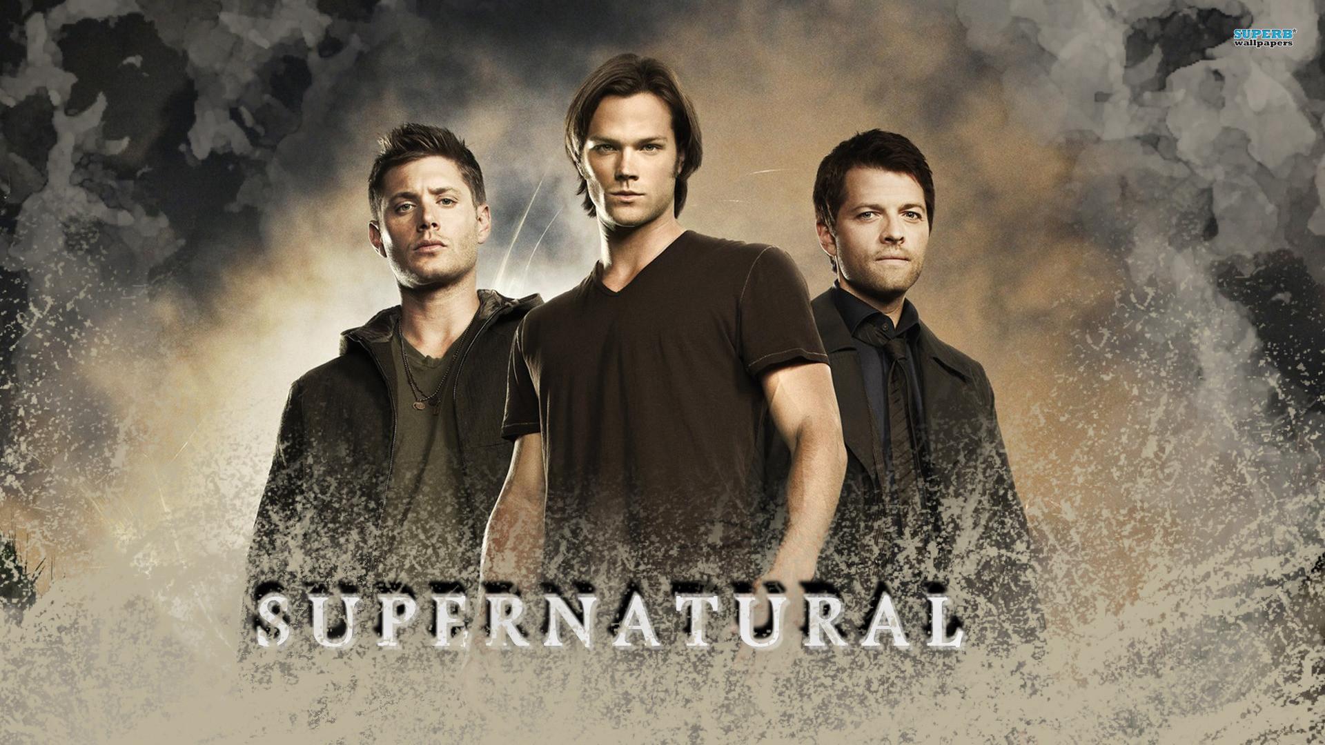 supernatural desktop wallpapers hd sam dean castiel