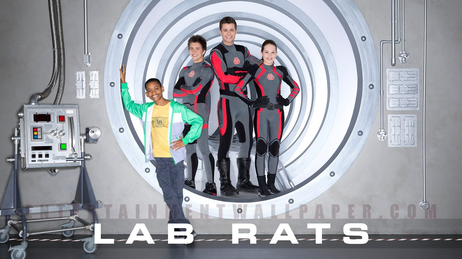 Lab Rats – Disney XD's Lab Rats Wallpaper (37975393) – Fanpop