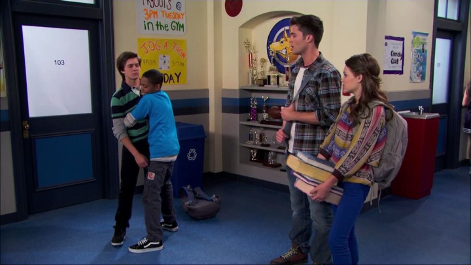 Billy Unger in Lab Rats (Season 1) – Picture 3 of 5