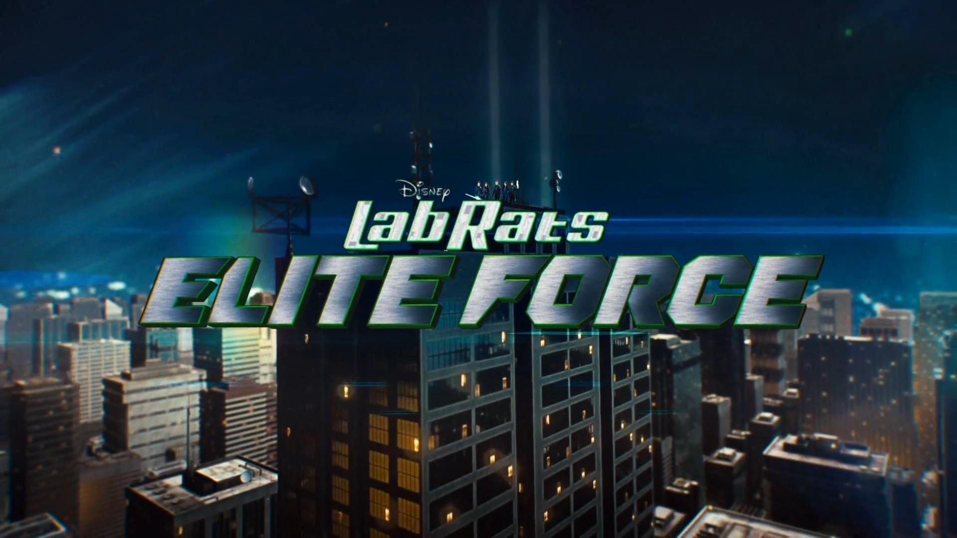 Lab Rats: Elite Force backdrop / wallpaper 5