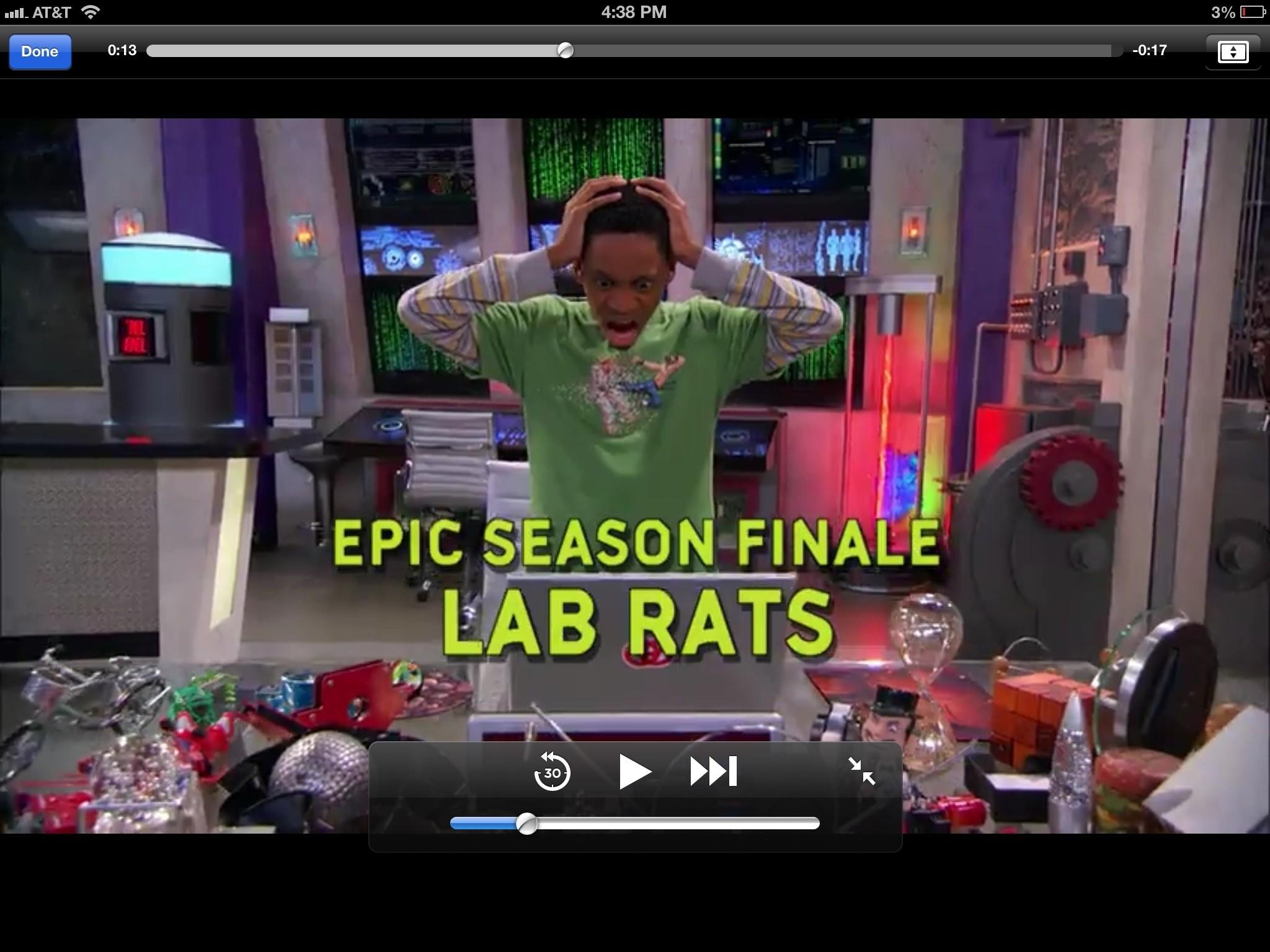 63 Lab Rats