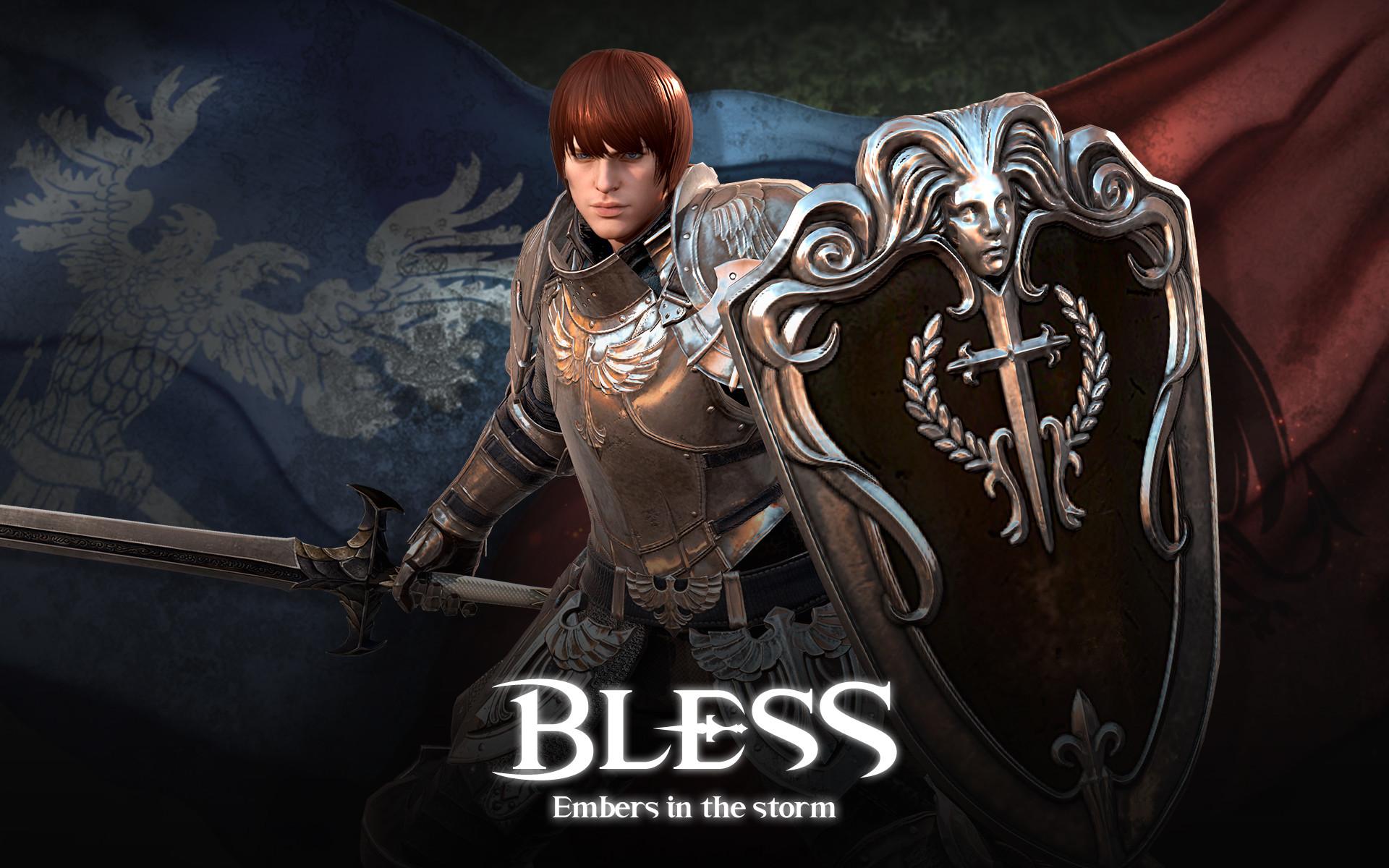 Video Game Bless Online Wallpaper