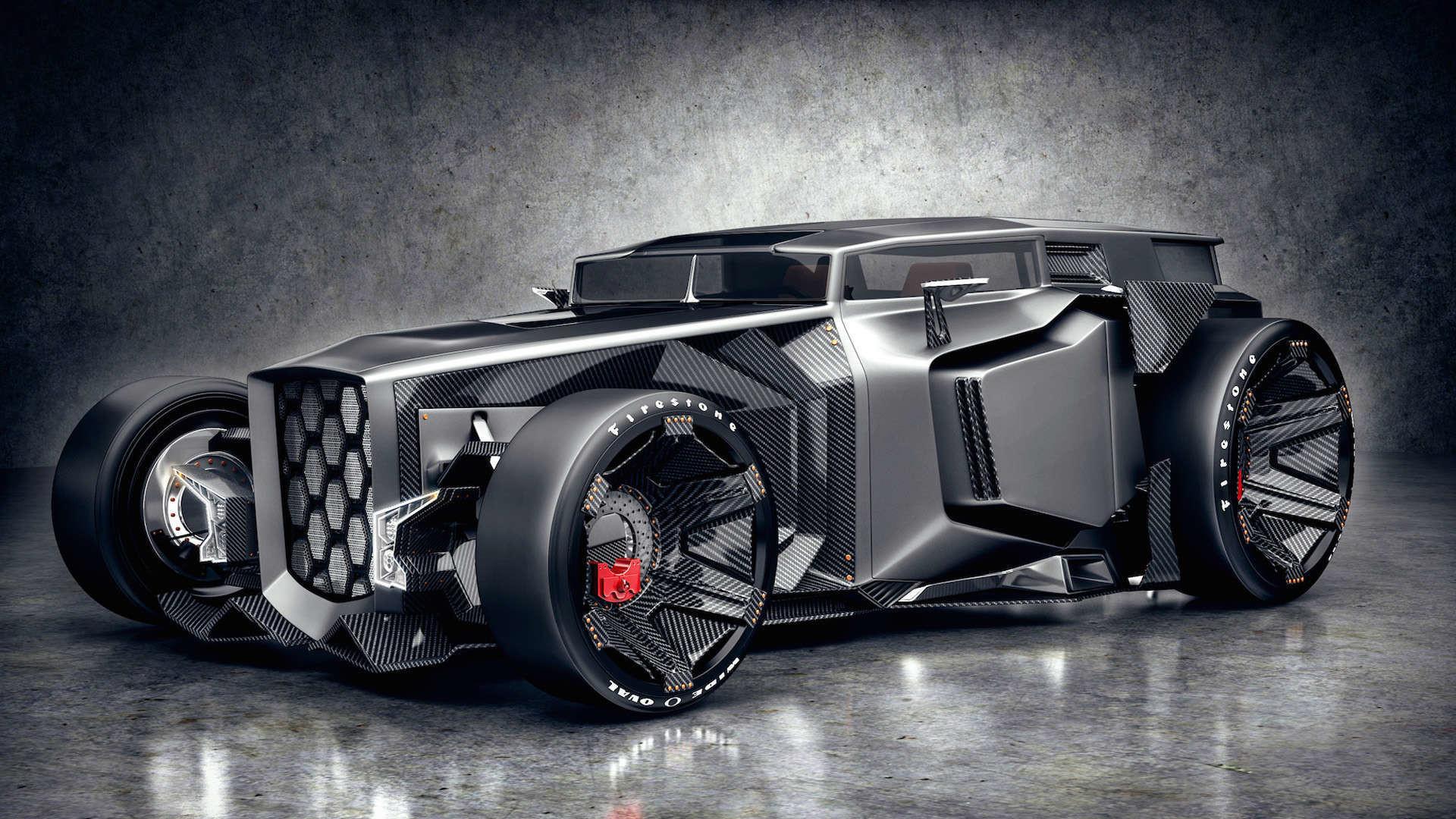 Wallpaper: 2015 Lamborghini Rat Rod Concept HD Wallpaper 1080p. Upload .