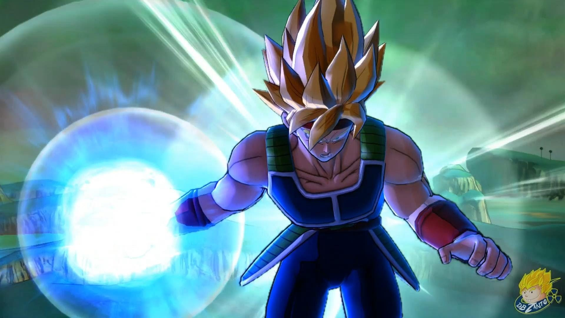 Dragon Ball Z: Battle of Z – | Super Saiyan Bardock DLC Gameplay |【FULL HD】