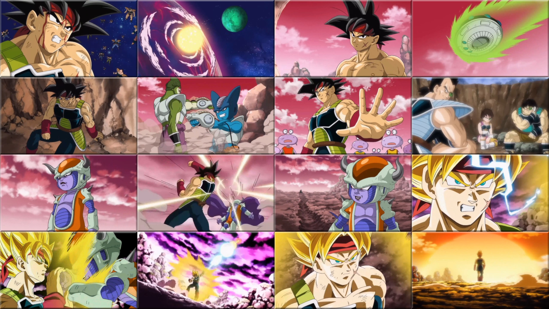 … Dragon Ball Z – Episode of Bardock by GT4tube