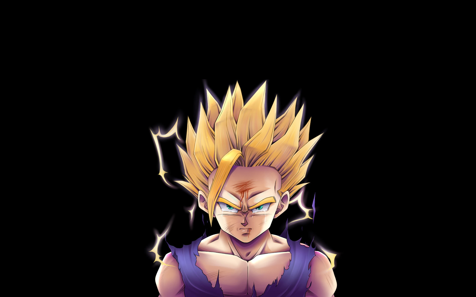 606 Dragon Ball Z HD Wallpapers | Backgrounds – Wallpaper Abyss – Page 10