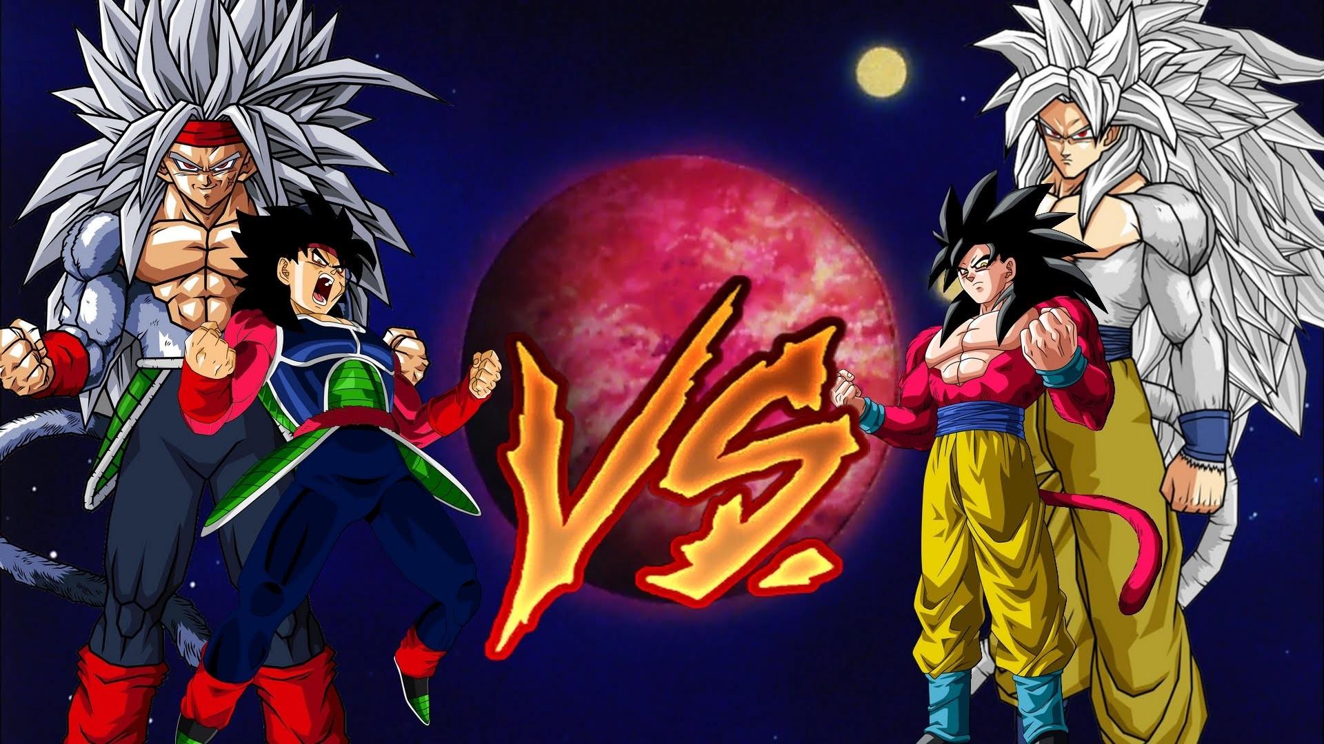 DBZ BT3 MOD – Bardock SSJ5 VS Goku SSJ5 l Goku SSJ5 VS Bardock SSJ5 –  YouTube