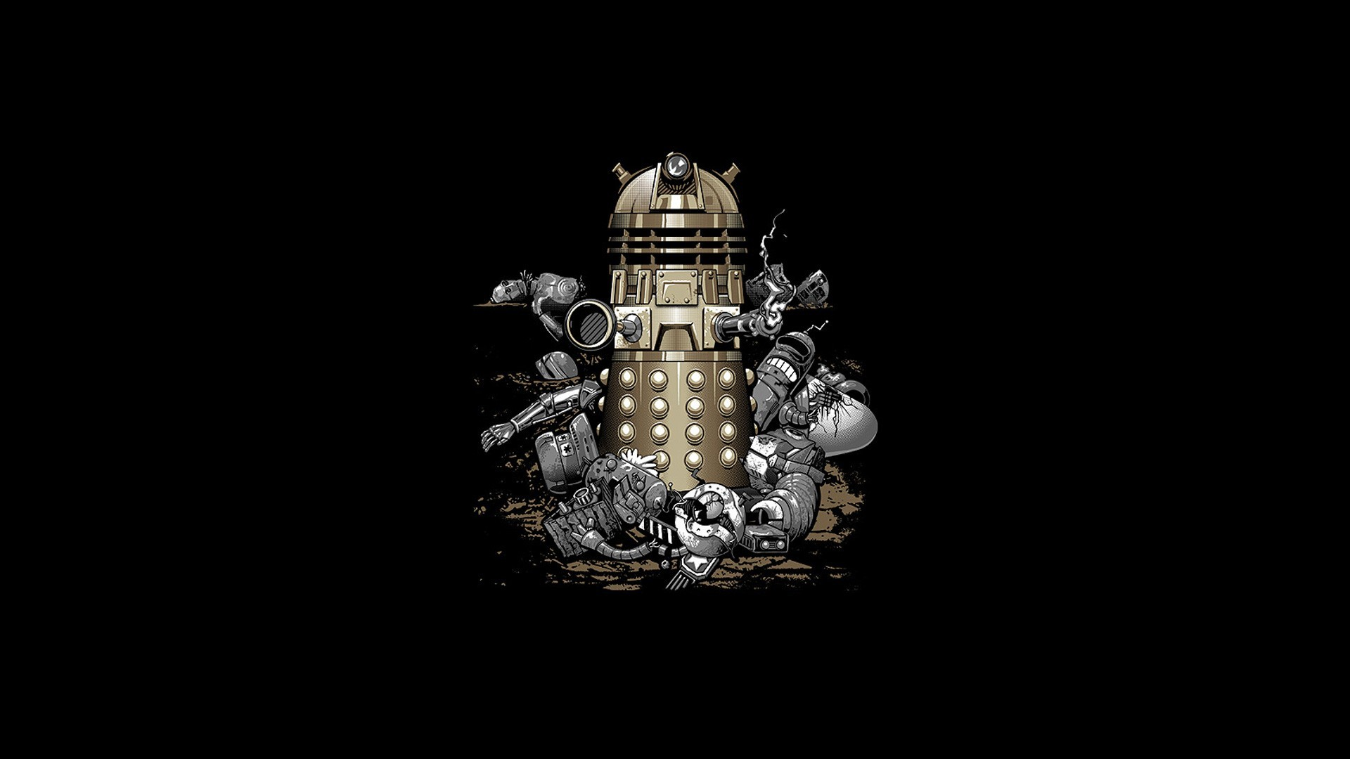 137 Doctor Who Wallpapers!