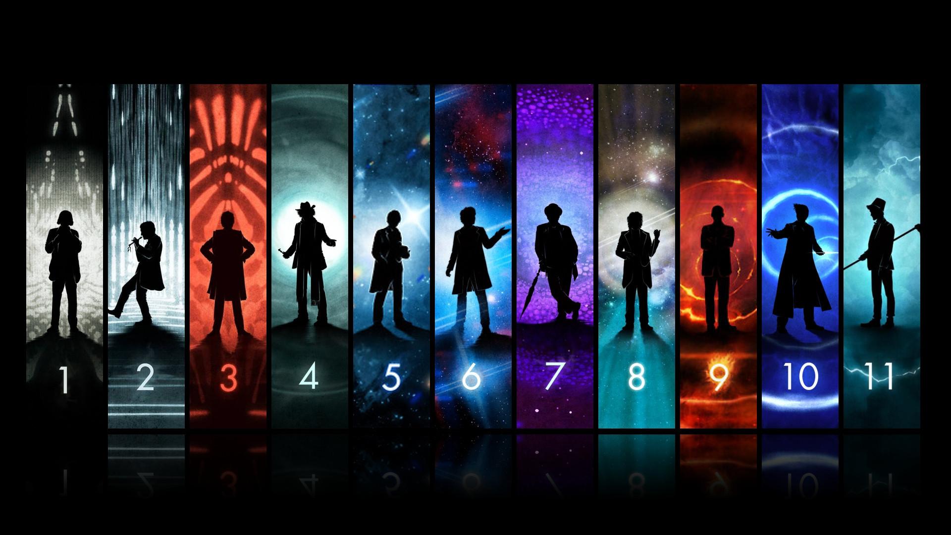 The Doctors by Matt Ferguson   Doctor Who   Pinterest
