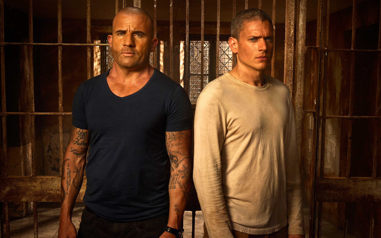 Prison Break Season 5 Wenworth Miller Dominic Purcell