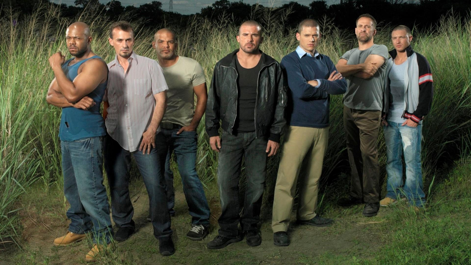 TV Show – Prison Break Prison Dominic Purcell Lincoln Burrows Wentworth  Miller Michael Scofield Amaury Nolasco