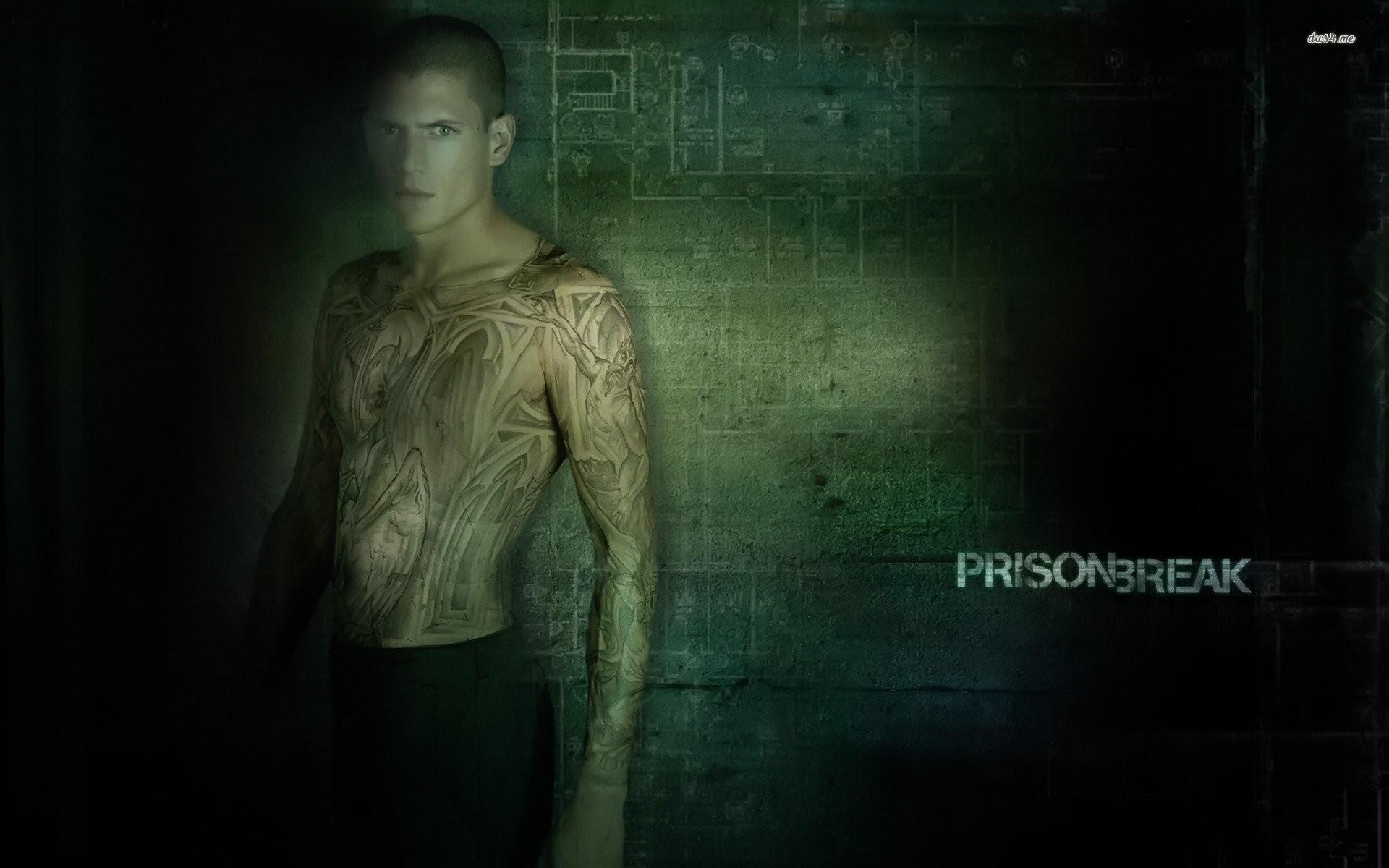 Michael Scofield – Prison Break