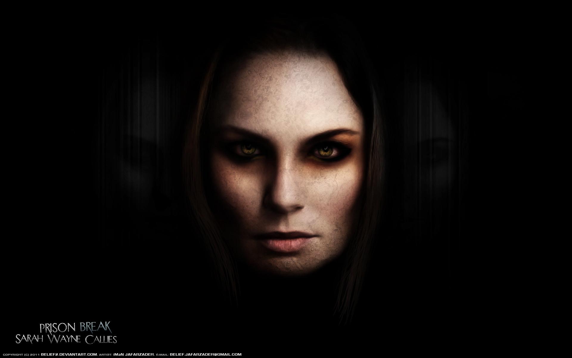 TV > Prison Break · Sara Tancredi wallpaper