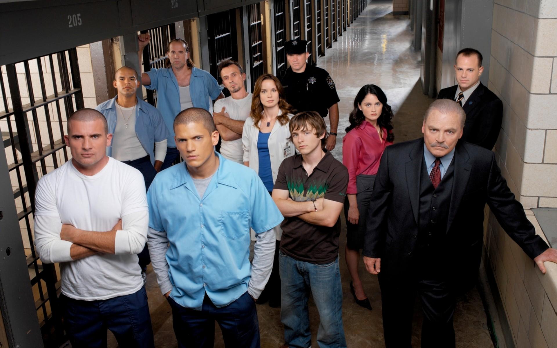 TV-program – Prison Break Prison Dominic Purcell Lincoln Burrows Wentworth  Miller Michael Scofield Amaury