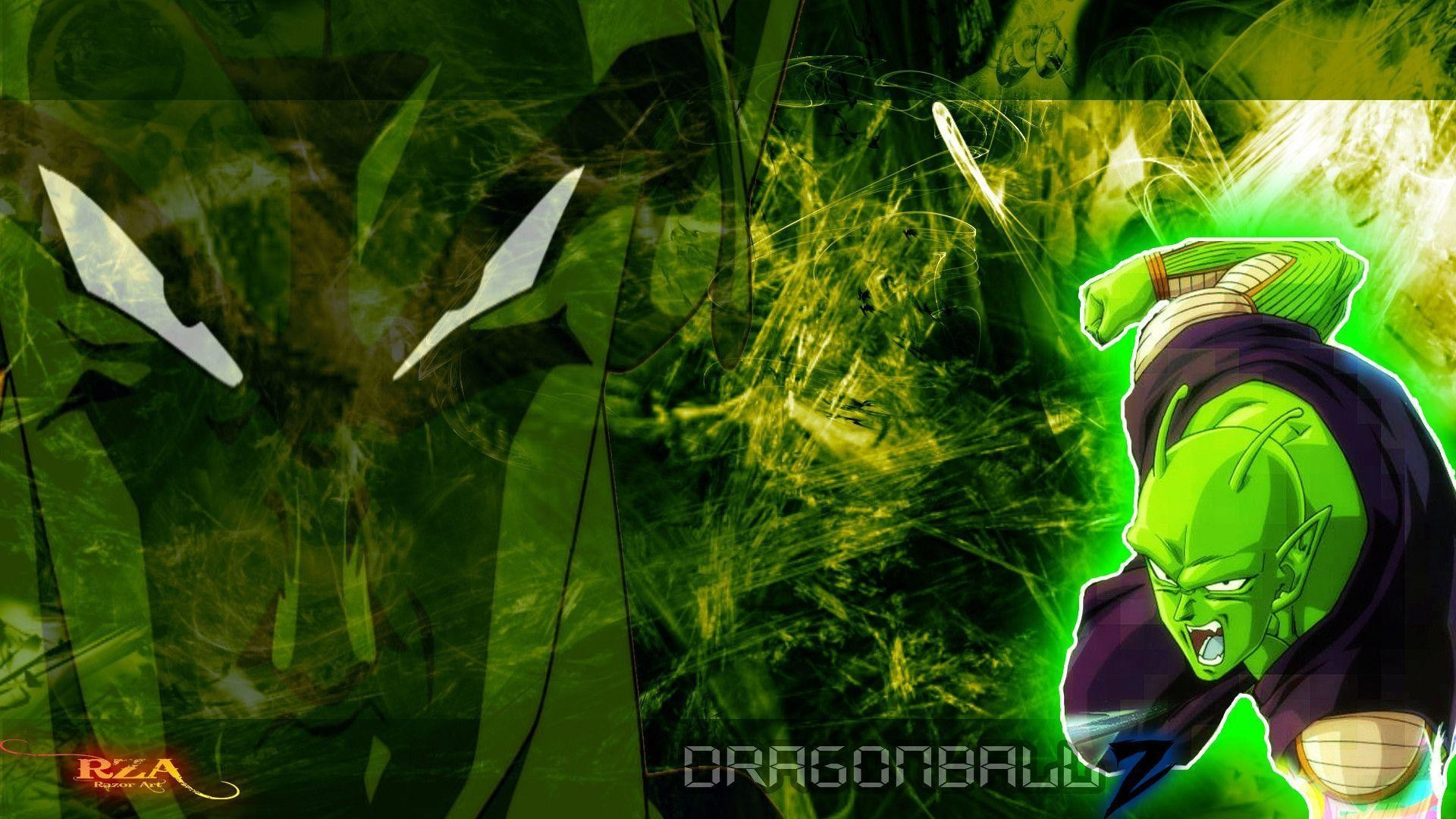 Dragonballz Piccolo Possesed Frieza Goku Vs Mobile Wallpaper .