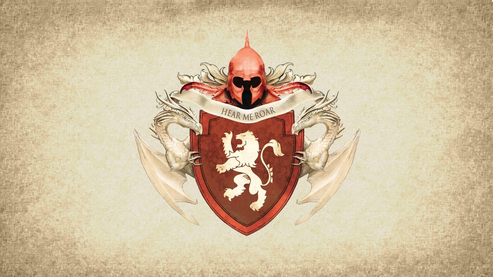Game Of Thrones: Escudos de Armas HD (wallpapers)