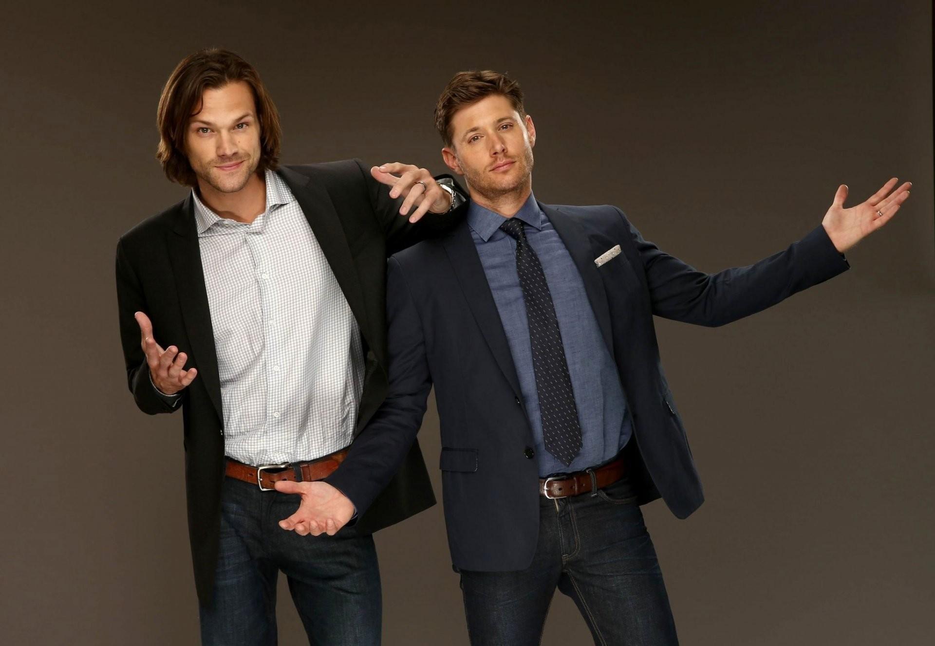 jared padalecki jared padalecki jensen ackles jensen ackles actors men  supernatural supernatural sam dean winchester sam