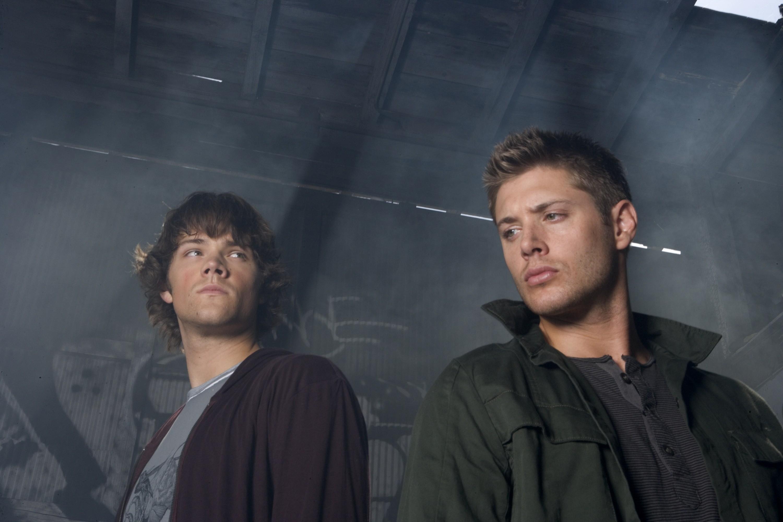 Jensen Ackles & Jared Padalecki as Dean & Sam Winchester   Season 2  Supernatural   SPN Promo Pics   Pinterest   Jensen ackles jared padalecki,  …