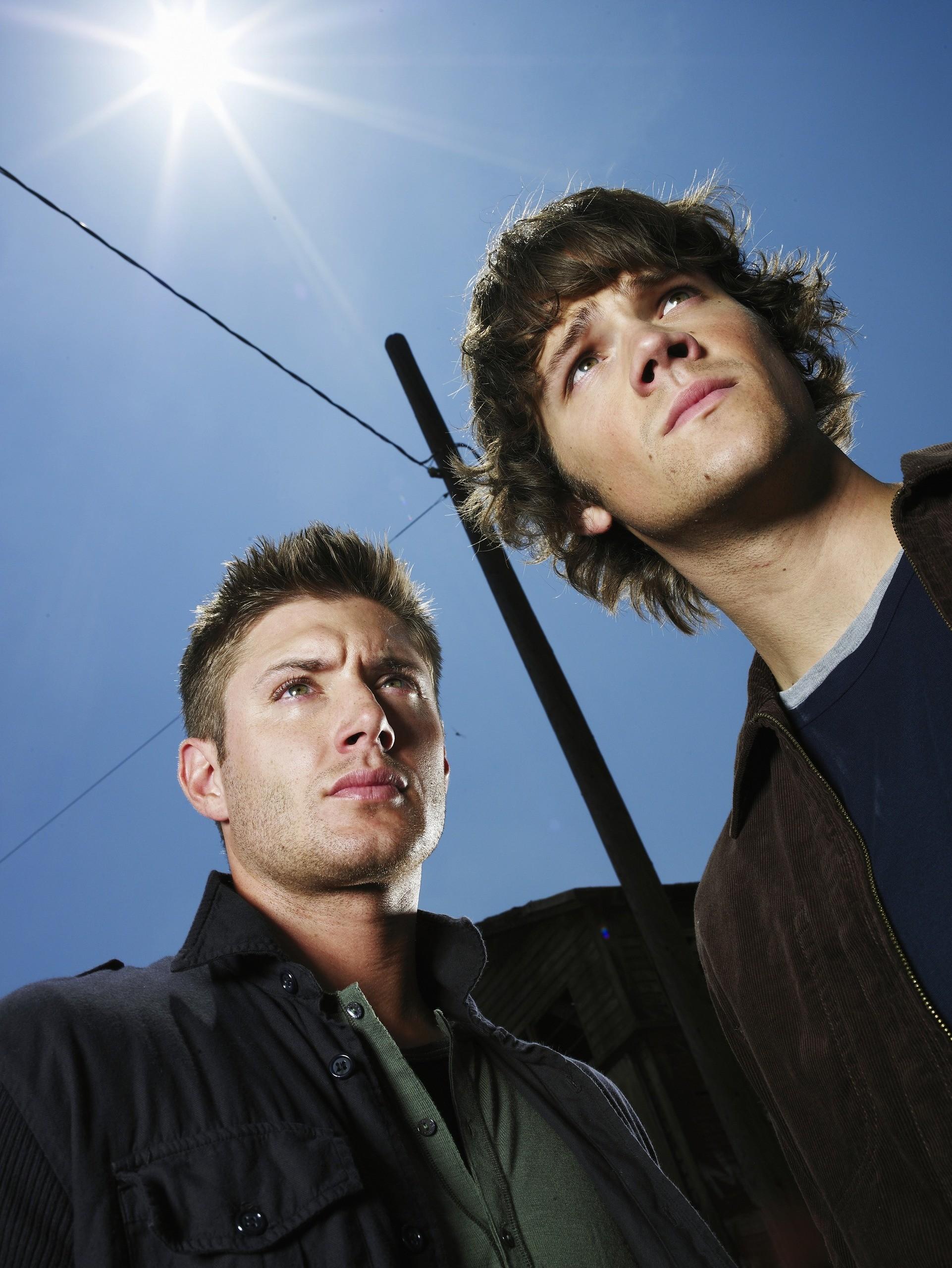 Jensen Ackles & Jared Padalecki as Dean & Sam Winchester   Season 2  Supernatural