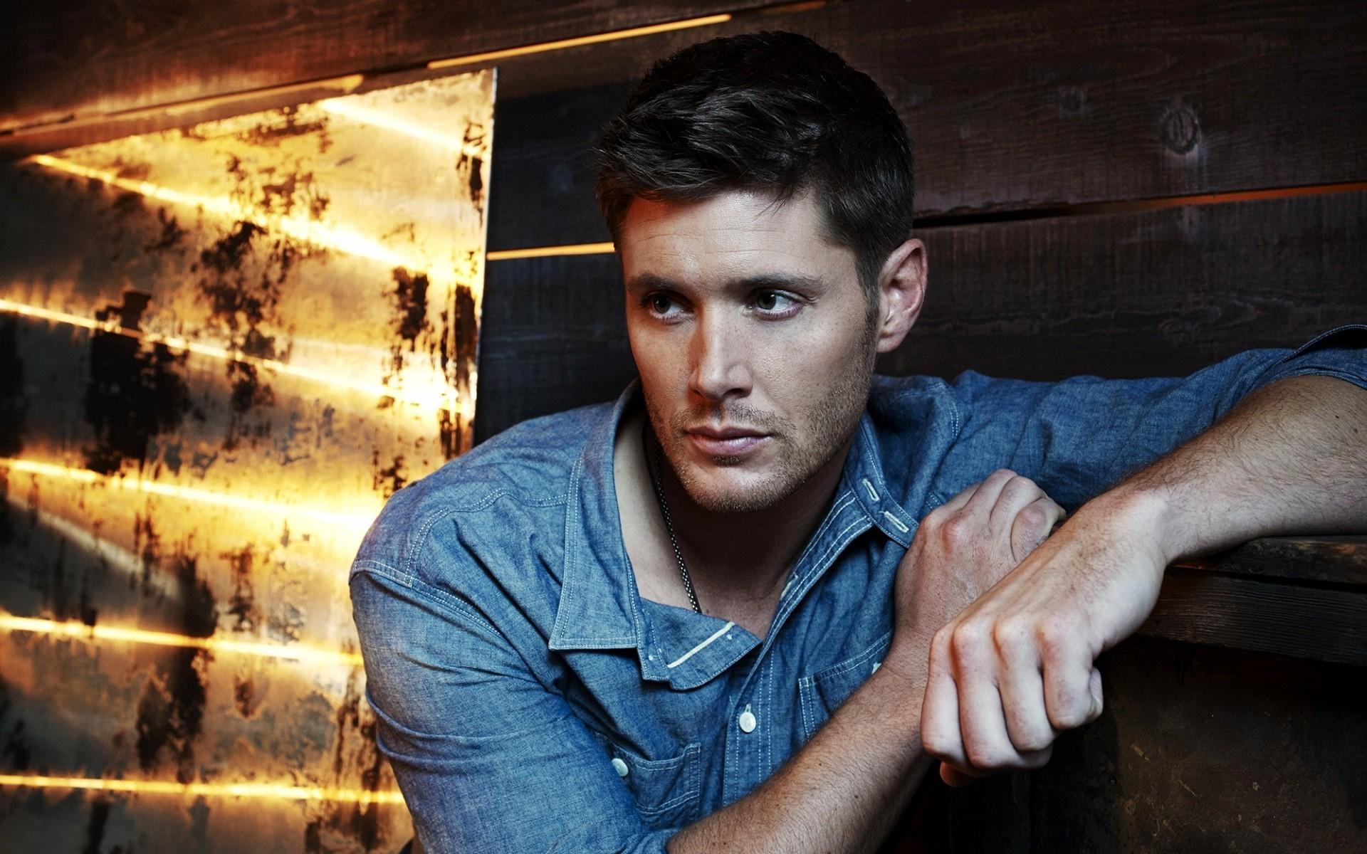 Jensen Ackles 2014 Photoshoot