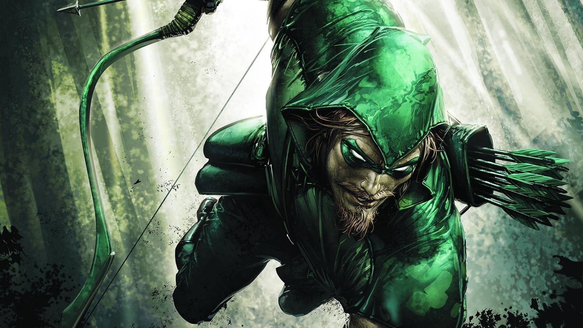 Green Arrow HD Wallpapers
