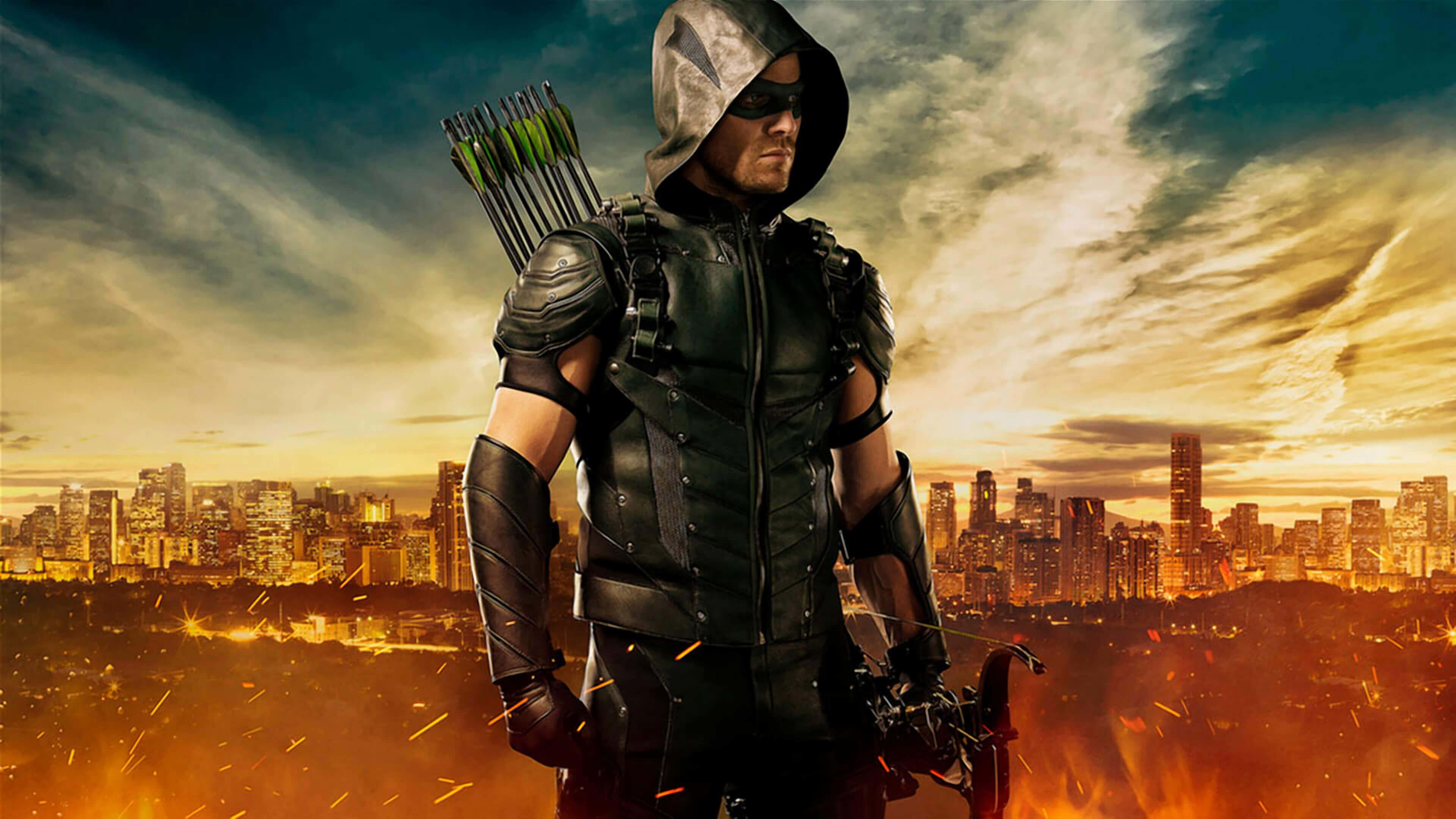 Arrow-2015-Season-4-New-Suit-Ultra-HD-