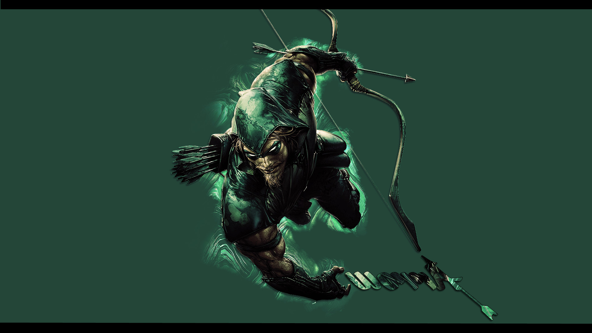 Arrow, DC Comics, Superhero, Green Arrow, Oliver Queen Wallpapers HD