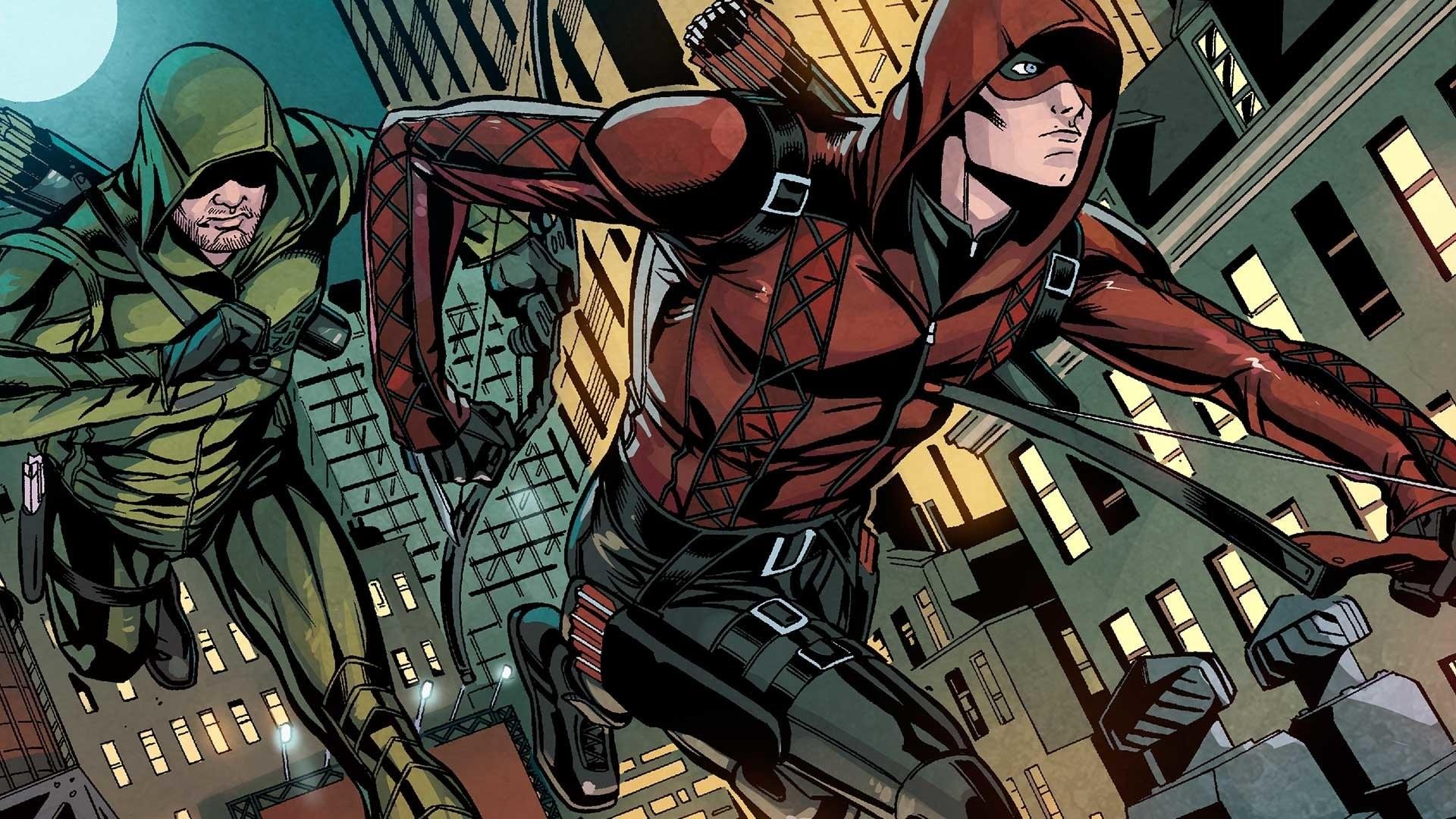 HD Wallpaper | Background ID:779366. Comics Green Arrow