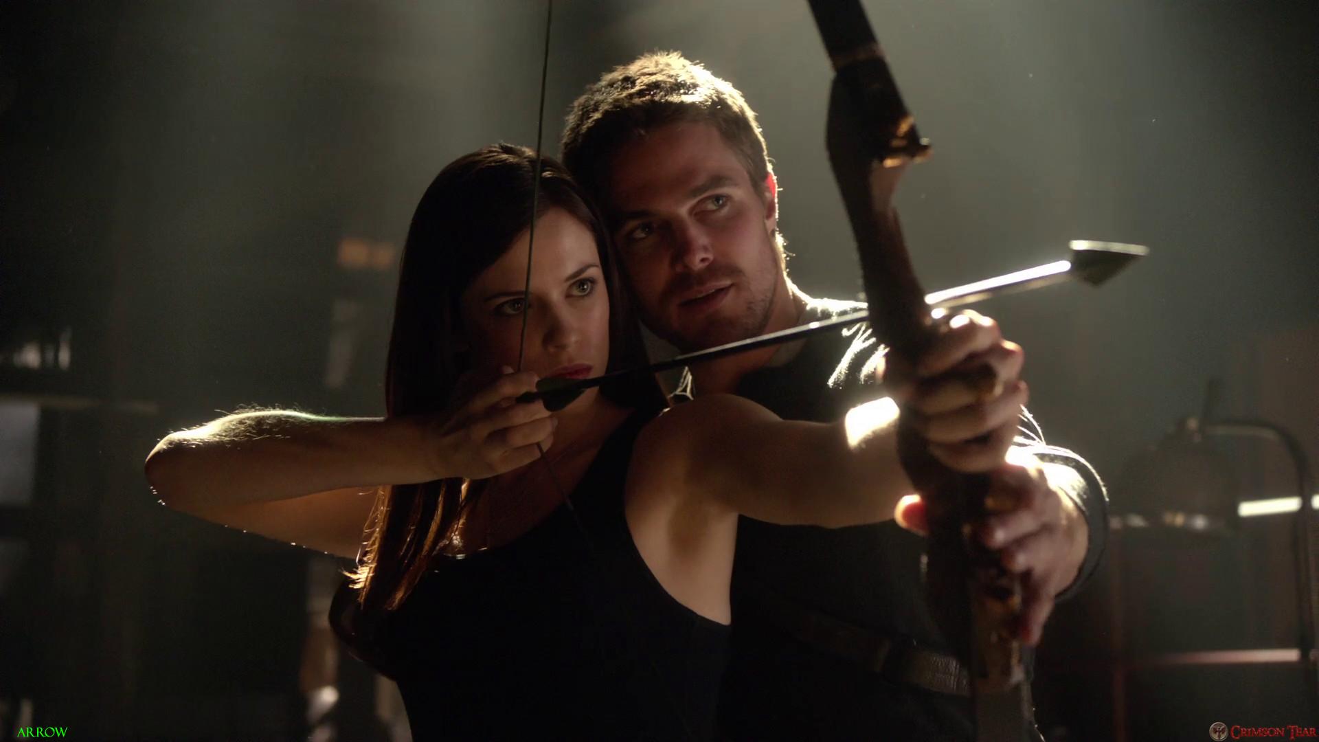 TV Show – Arrow Wallpaper