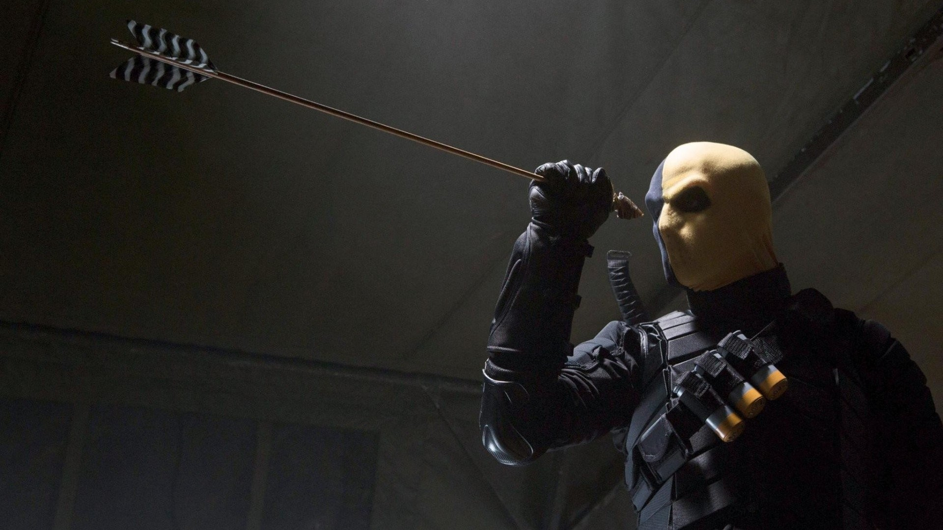 TV Show – Arrow Deathstroke Wallpaper