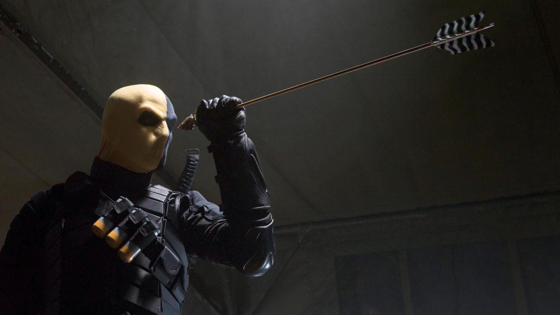 Arrow, Deathstroke, Slade Wilson