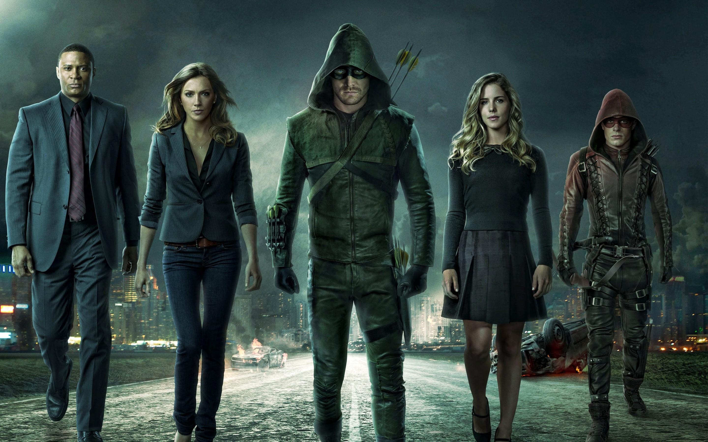 Arrow Season 5 2048×1152 Resolution