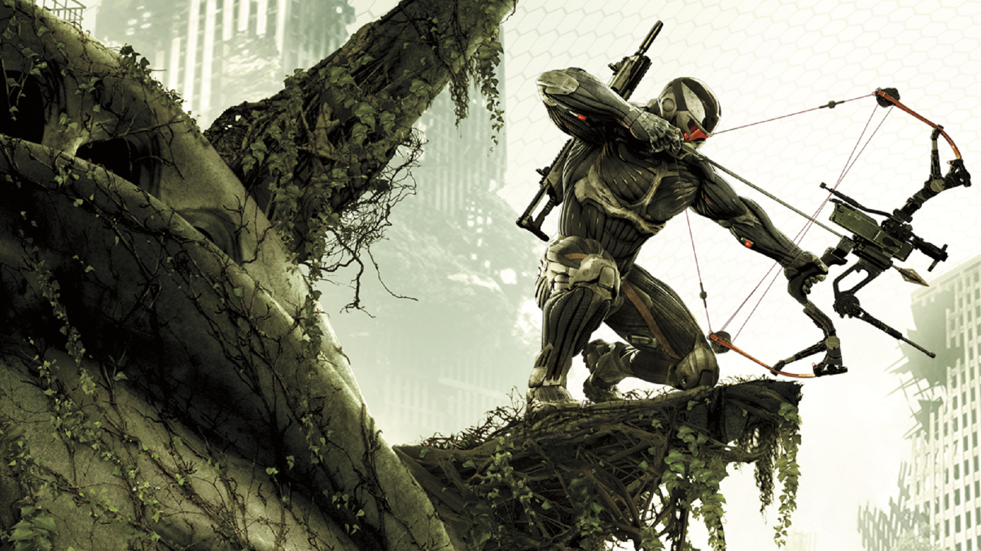 Crysis 3 Arrow Desktop Wallpaper