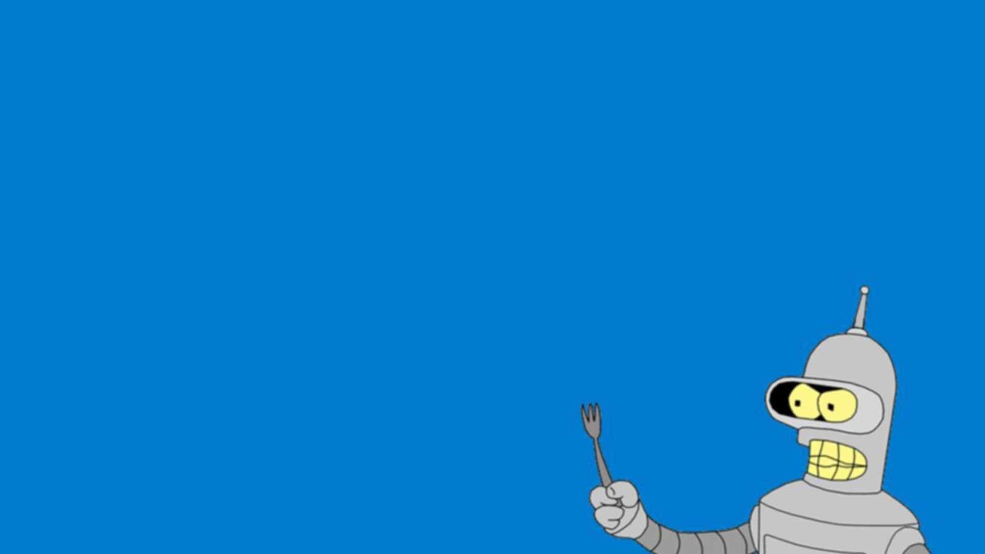 Futurama Bender Wallpaper Futurama, Bender, Fun, Art
