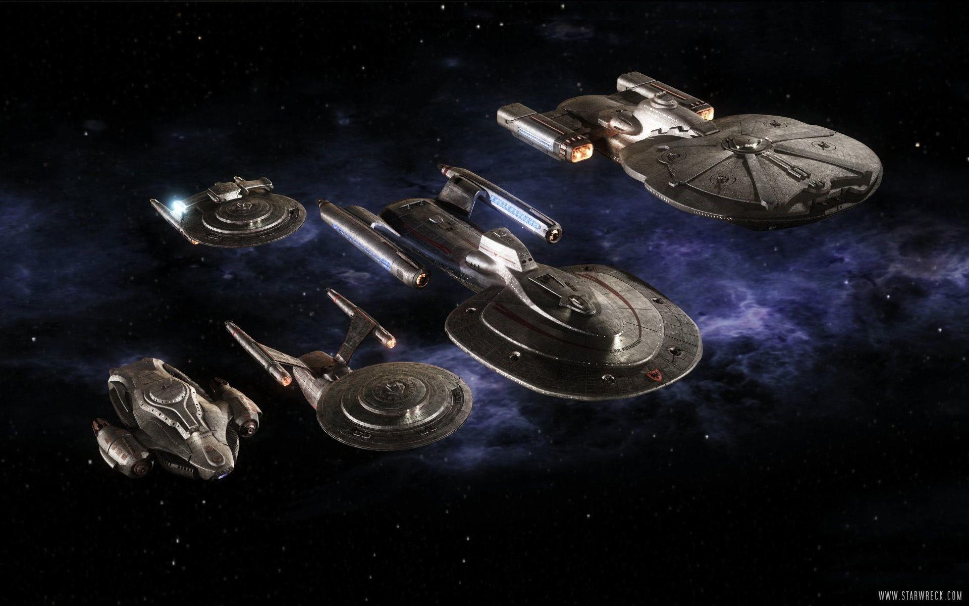 Star Trek Ships Wallpapers – Wallpaper Cave