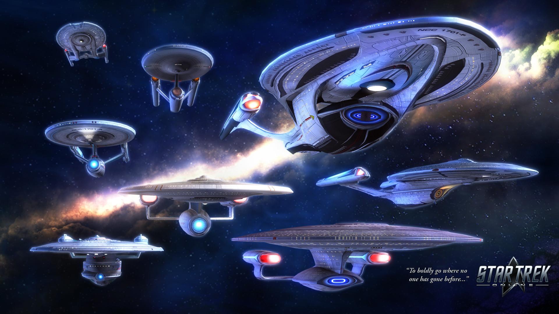 Star Trek Enterprise Ship wallpaper – 911041
