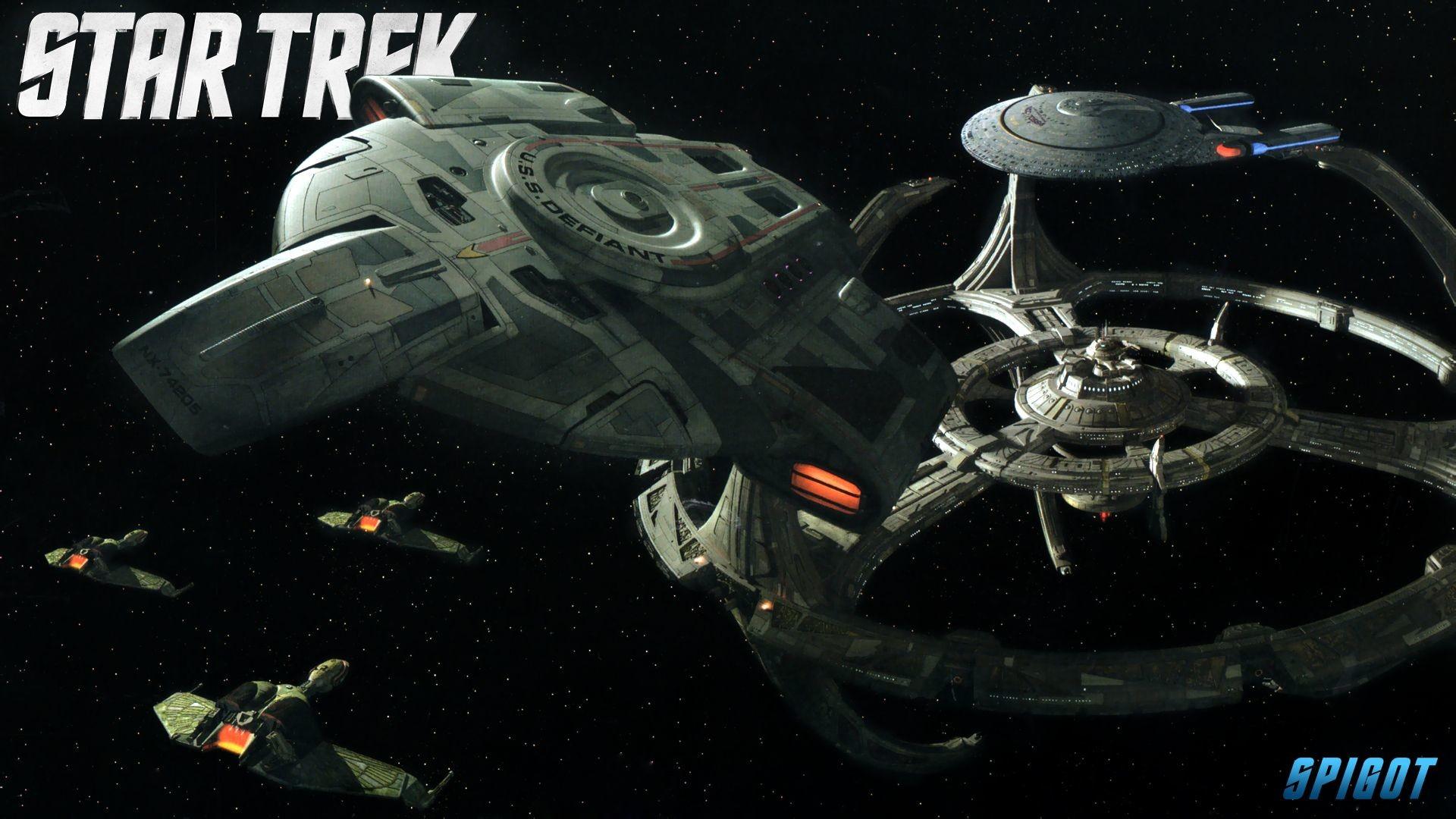Star Trek Ship Wallpapers