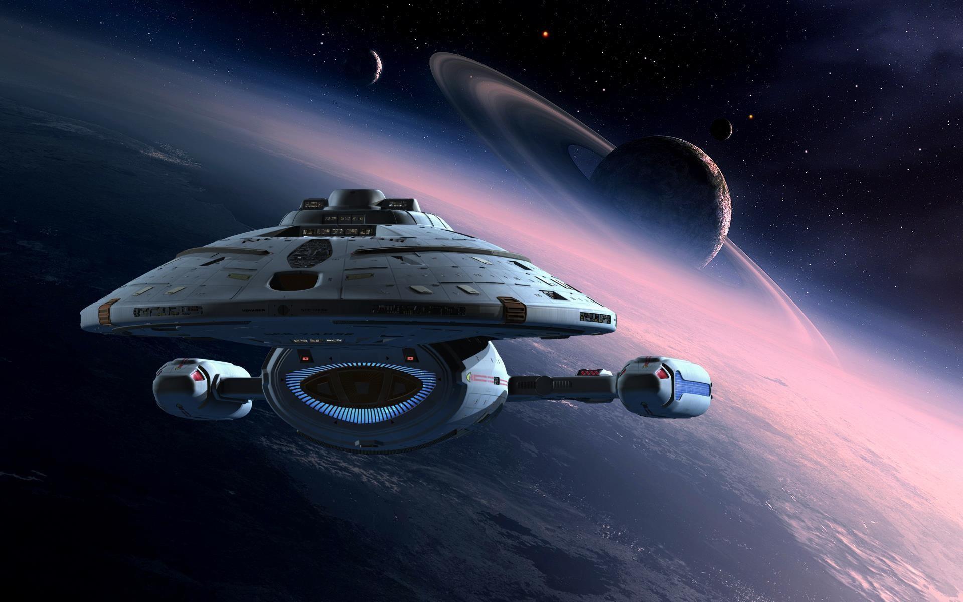 My current wallpaper [Star Trek: Voyager]
