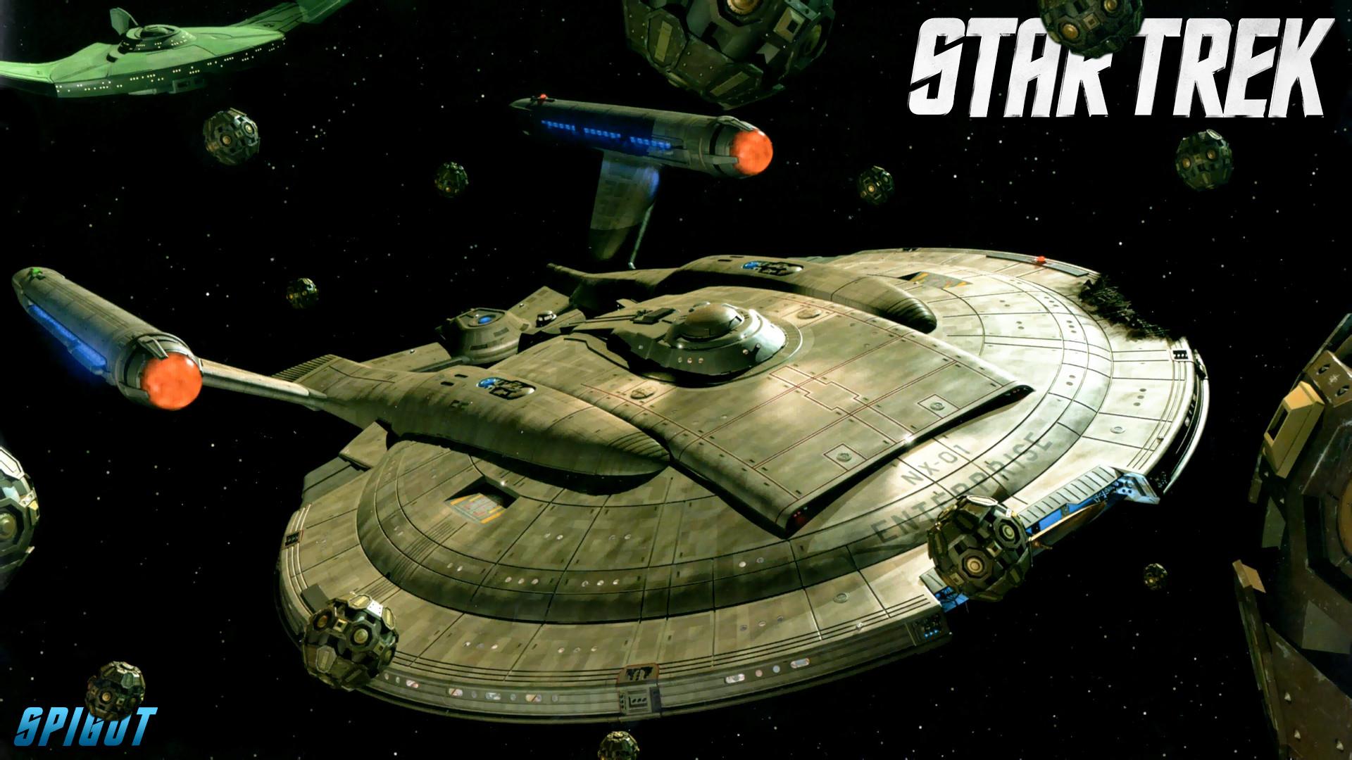 Star+Trek+Ships The Official Star Trek Star ships Die Cast Collection