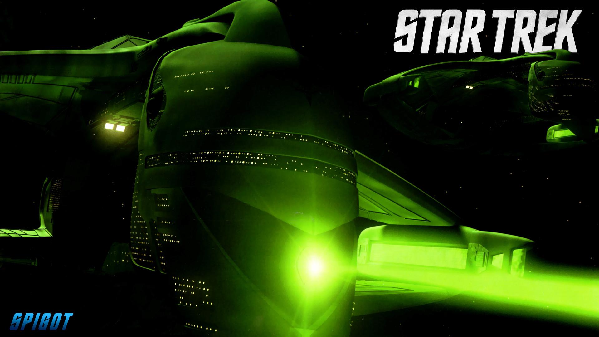 Here's the last few Star Trek wallpapers …